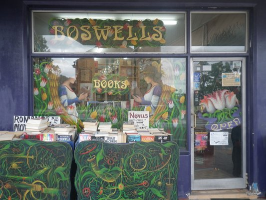 boswell's books