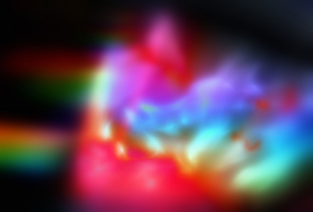 colour blur
