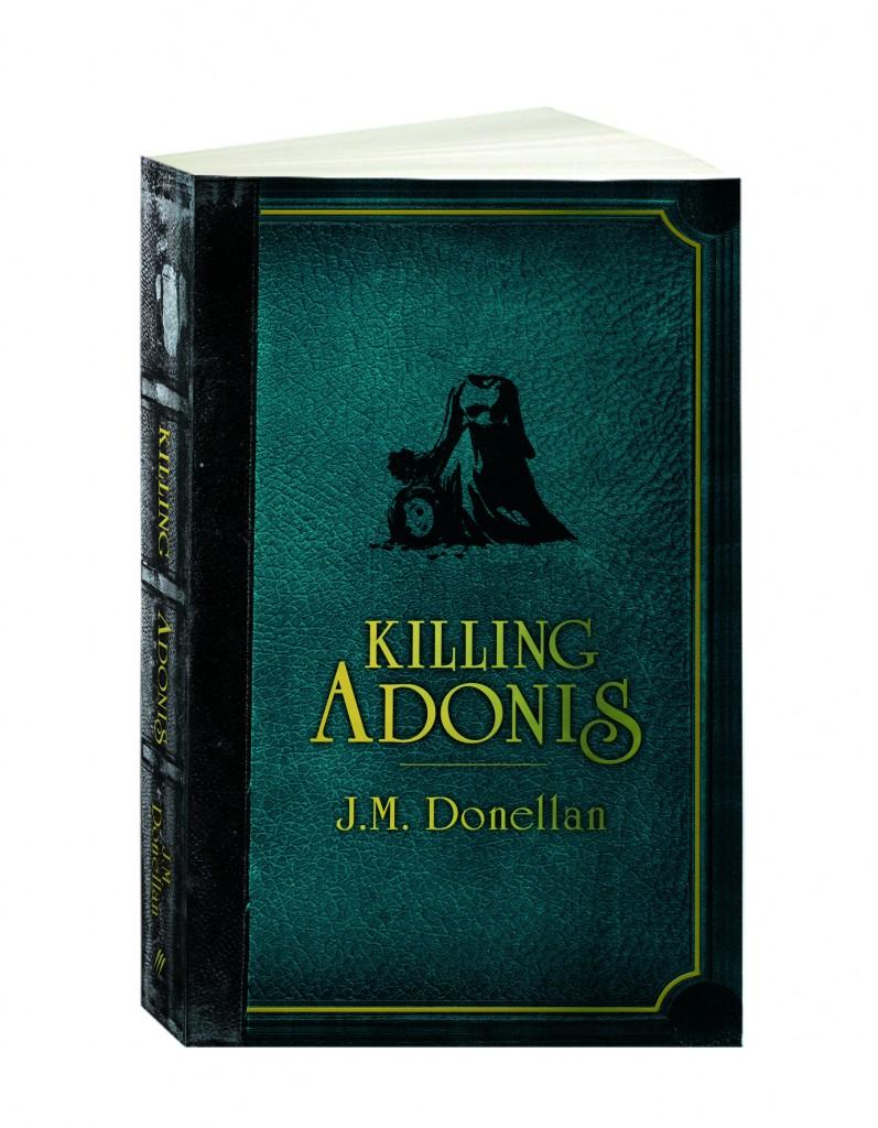 Killing Adonis_JM Donellan_3D