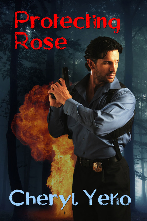 So there's like this cop right? And things always explode around him? Which means it's hard for him to hold down a relationship obviously, until one day he meets a ballistics expert named Rose, who has a dark secret...